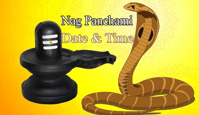 Nag Panchami 2022