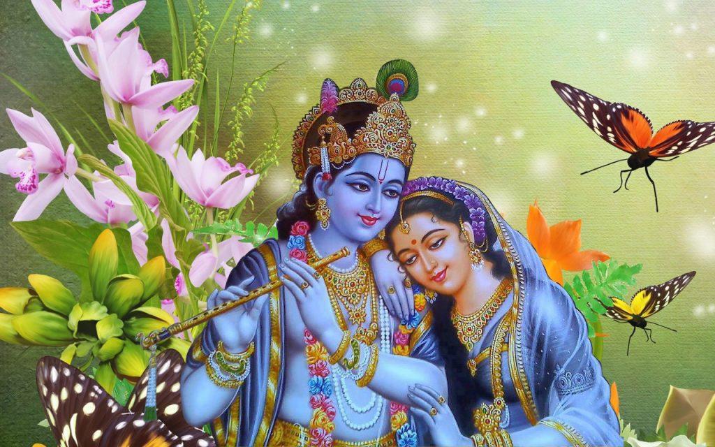 Radha Krishna Pic