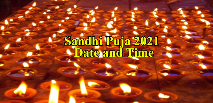 Sandhi Puja 2021