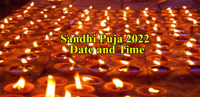 Sandhi Puja 2022